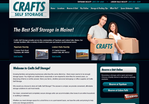 Crafts Self Storage