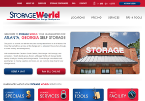 Storage World Self Storage